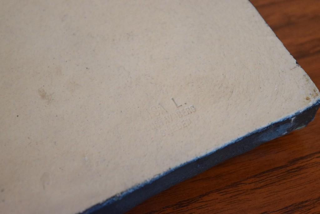 リサラーソン,陶板,ポモナ,プラム,001