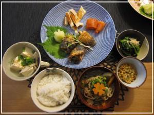 北欧食器と純和食①