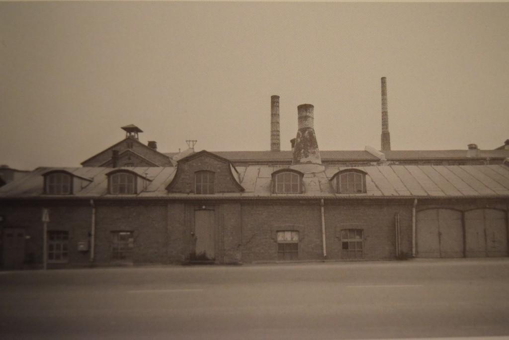 アラビア,開業時の工場,昔,工場