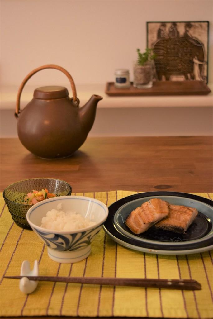 北欧食器,和食
